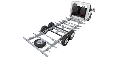 Motorized Chassis